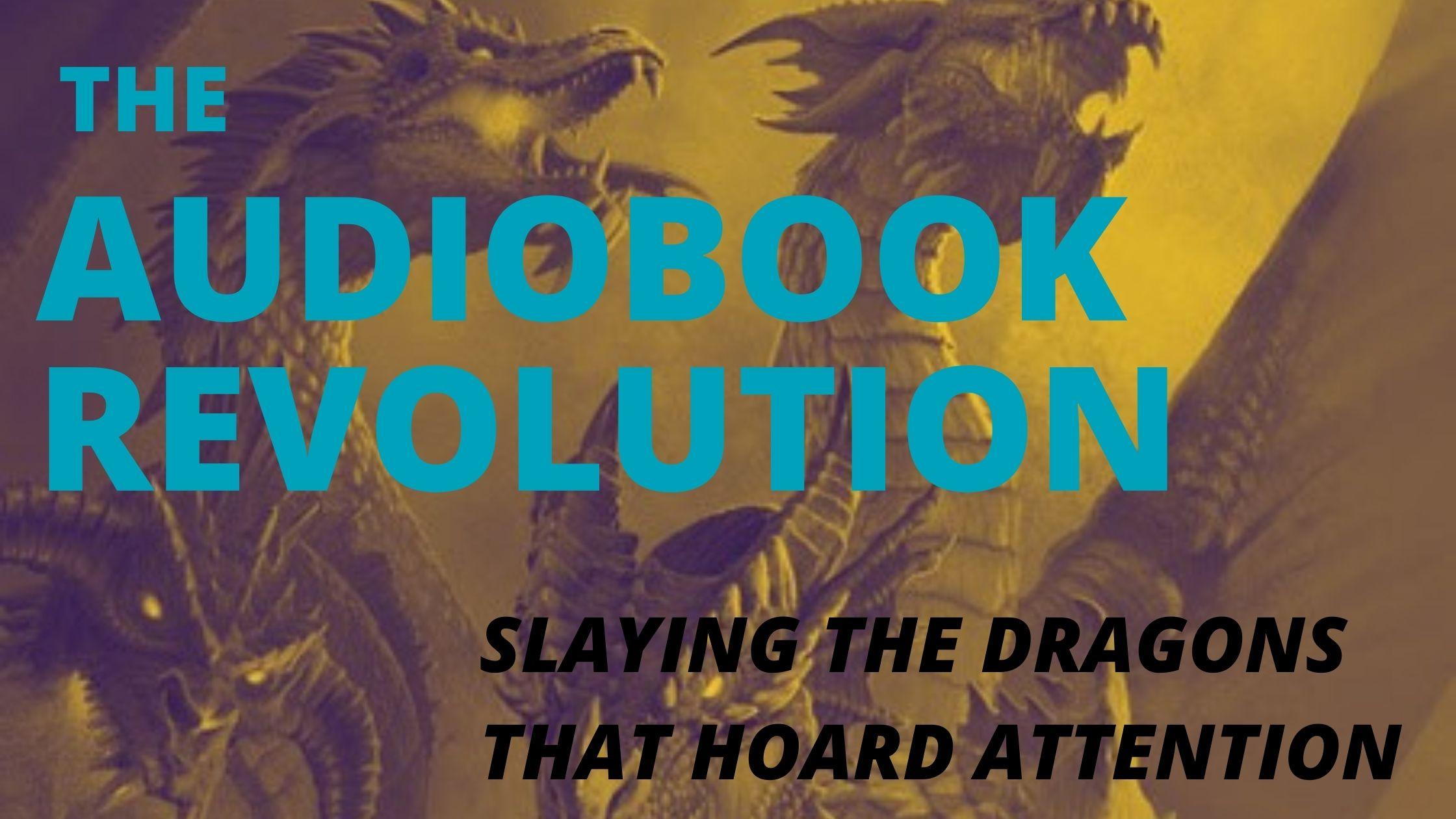 audiobook revolution